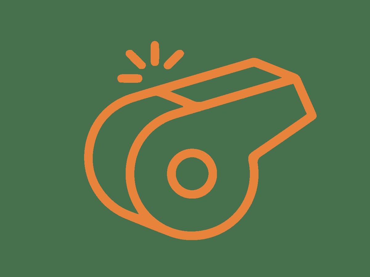 Whistle Icon
